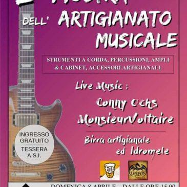 1^ Mostra artigianato musicale – 8 Aprile 2018 – Bientina