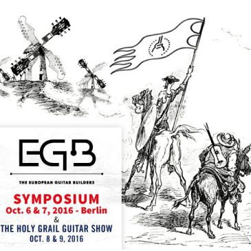The EGB Symposium – 6, 7 ottobre 2016 – Berlino