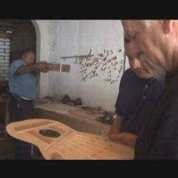 2007 Jalapa, Nicaragua. Guitar building workshop.