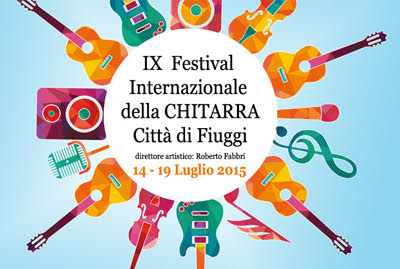 Fiuggi Guitar Festival – 18, 19 luglio 2015