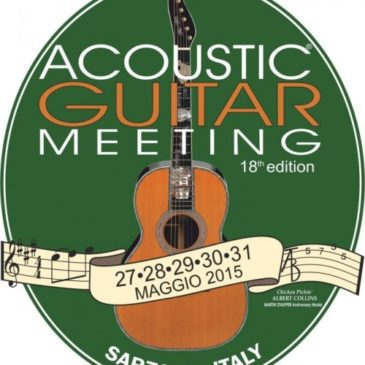 Acoustic Guitar Meeting – 29, 30, 31 maggio 2015 – Sarzana
